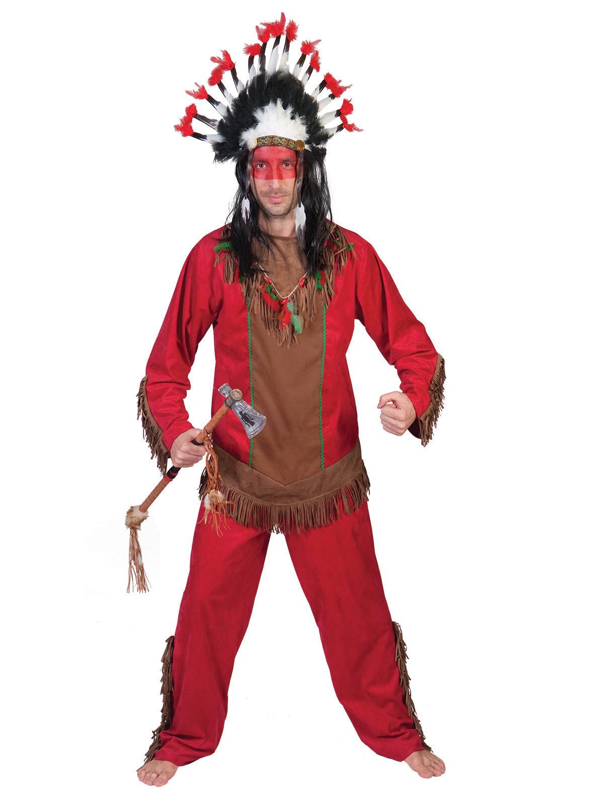 Indianer Kiowa