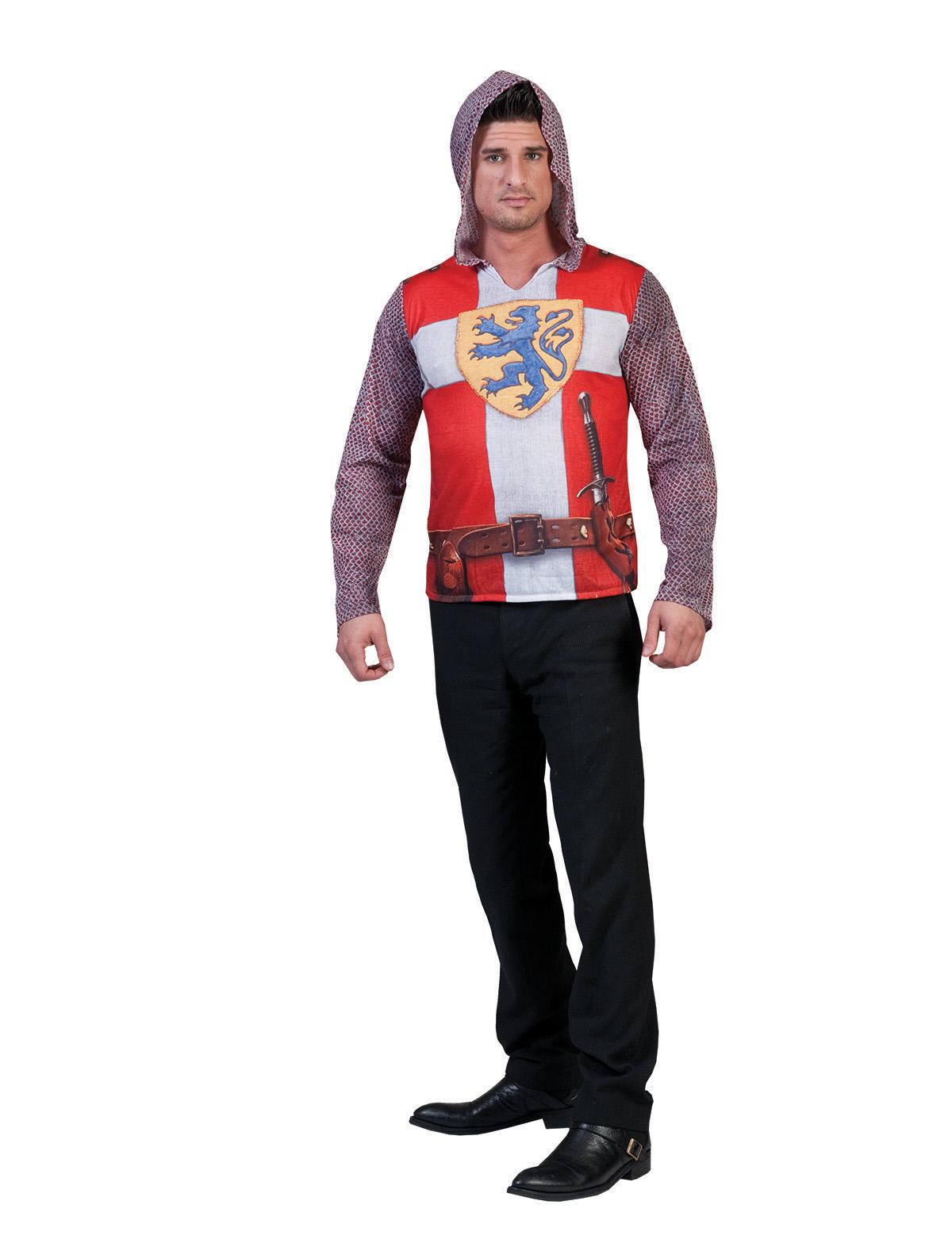 3D-Shirt Ritter