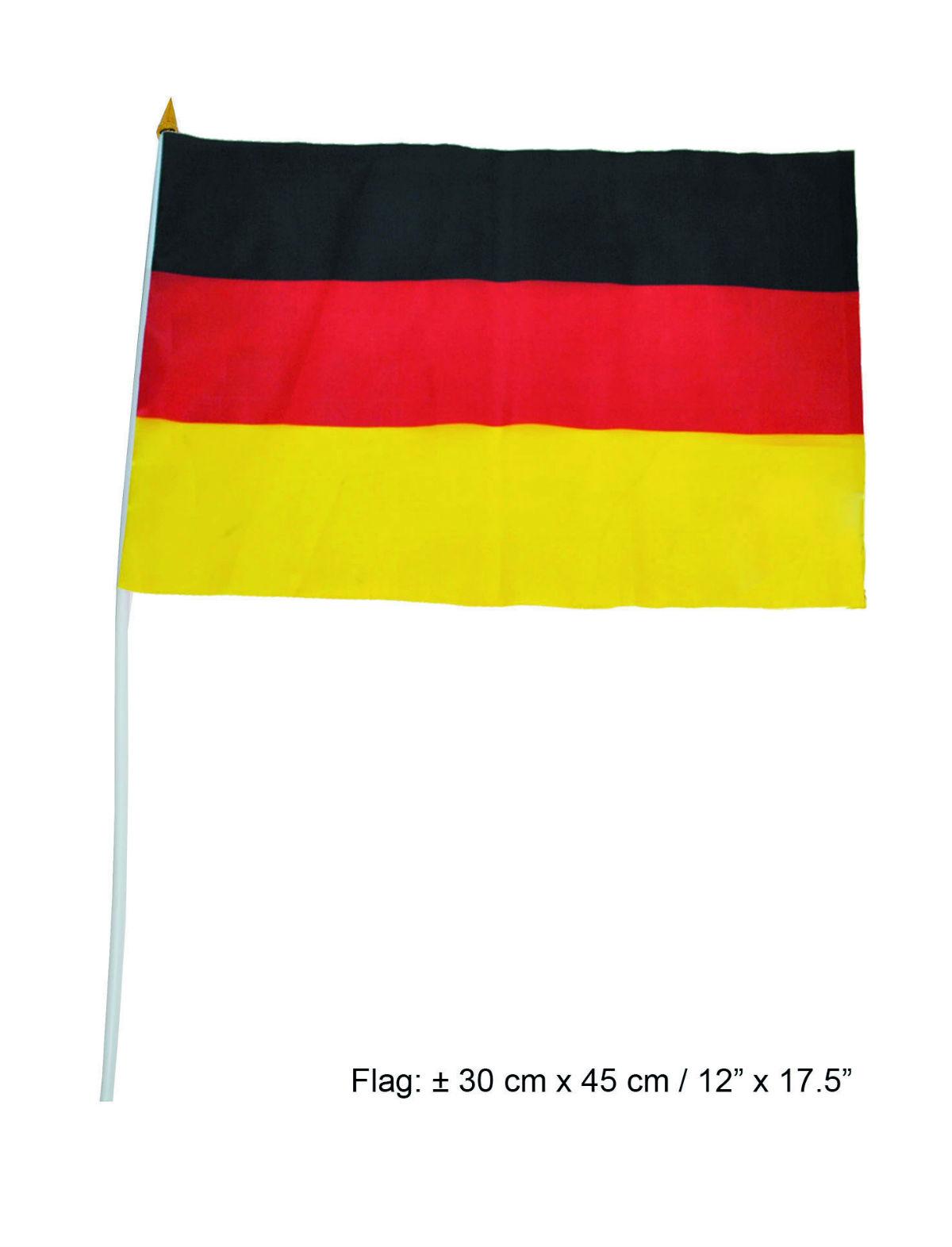 Deutschlandfahne 30 x 45 cm