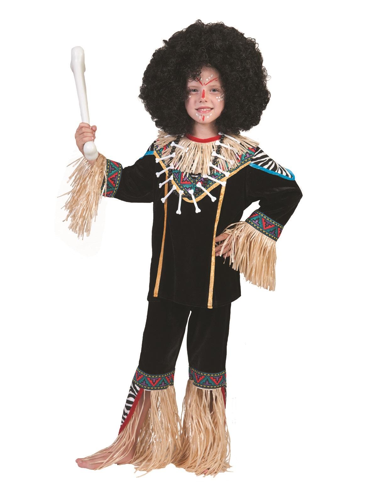 Afrikaner Kimoni Kind