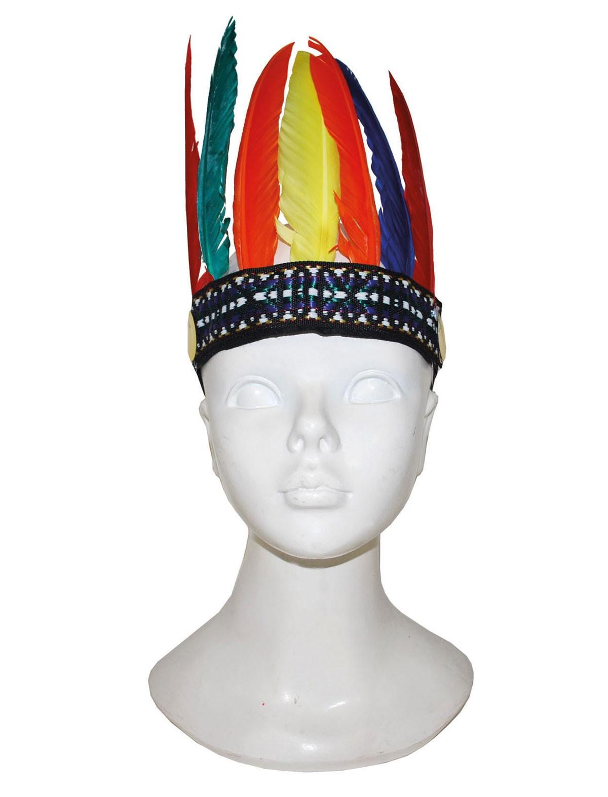 Indianer Kopfschmuck Anoki