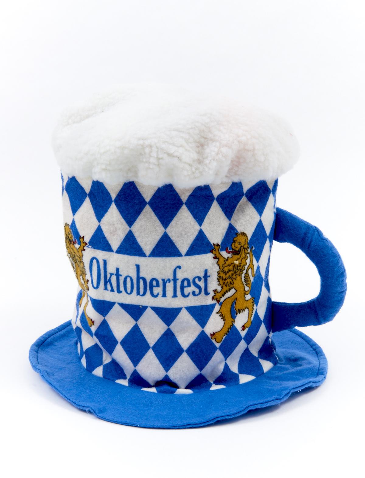 Bayernhut Oktoberfest Bierkrug
