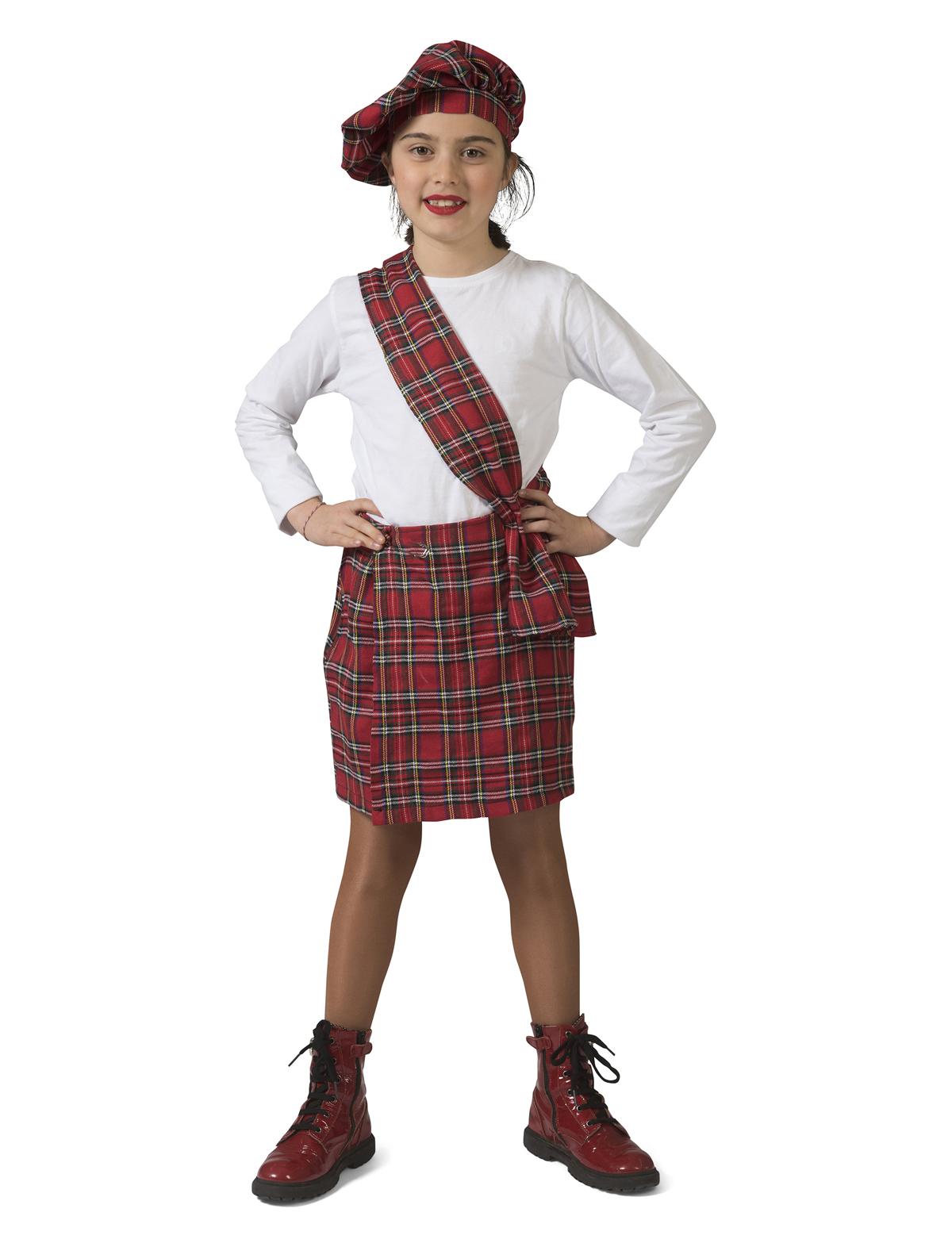 Schottenrock Suzy Kind