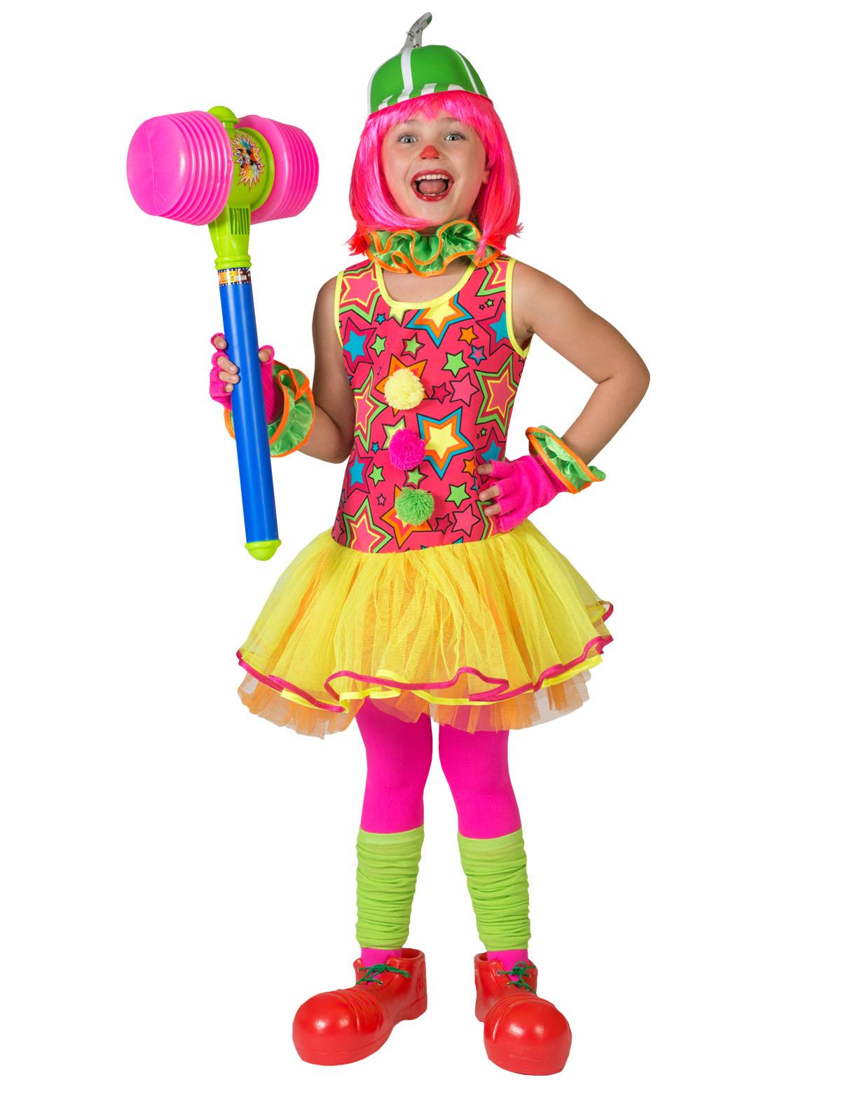 Clown Augustina Kind