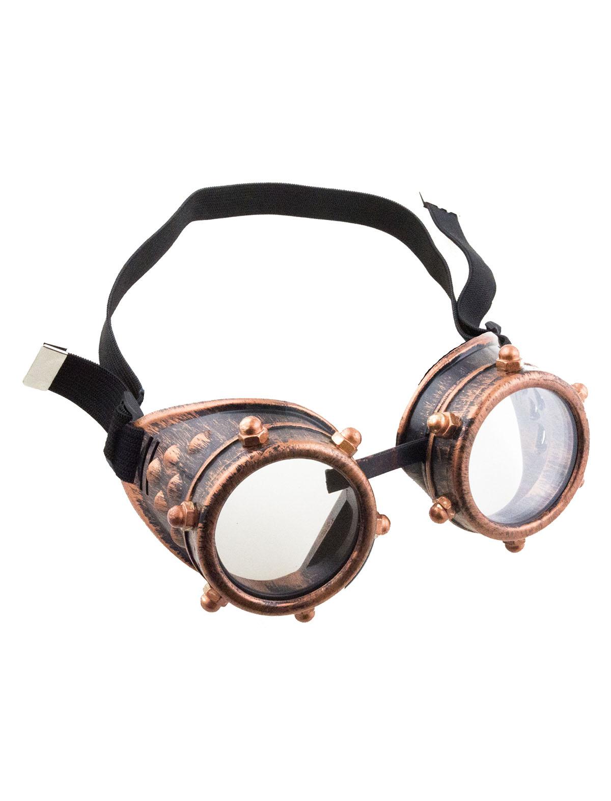 Brille Steampunk