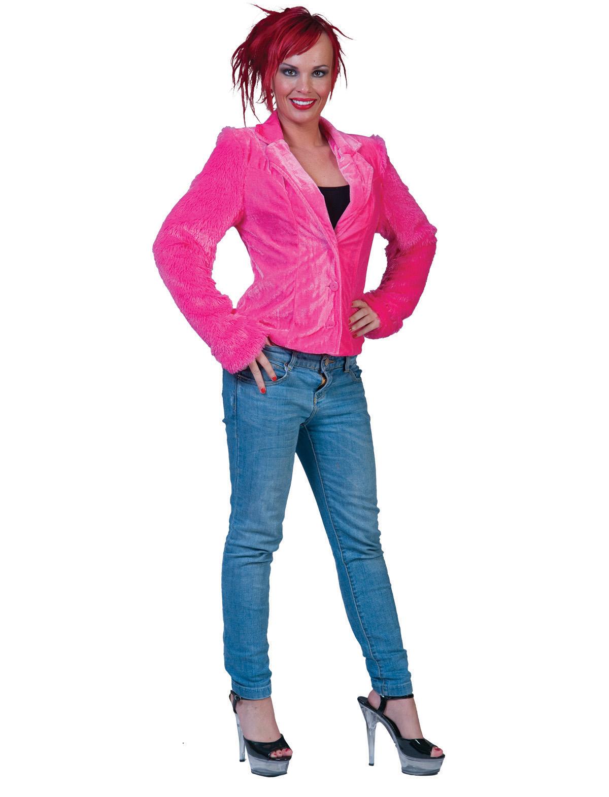 Jacke Lucie pink