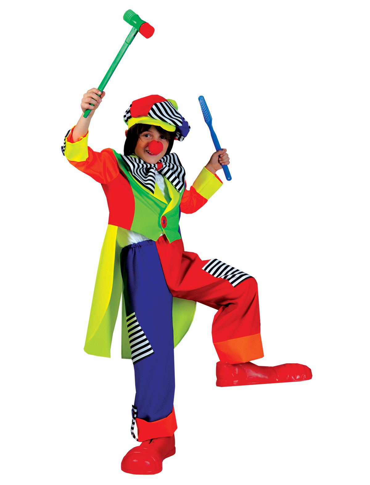 Clown Pierino Kind