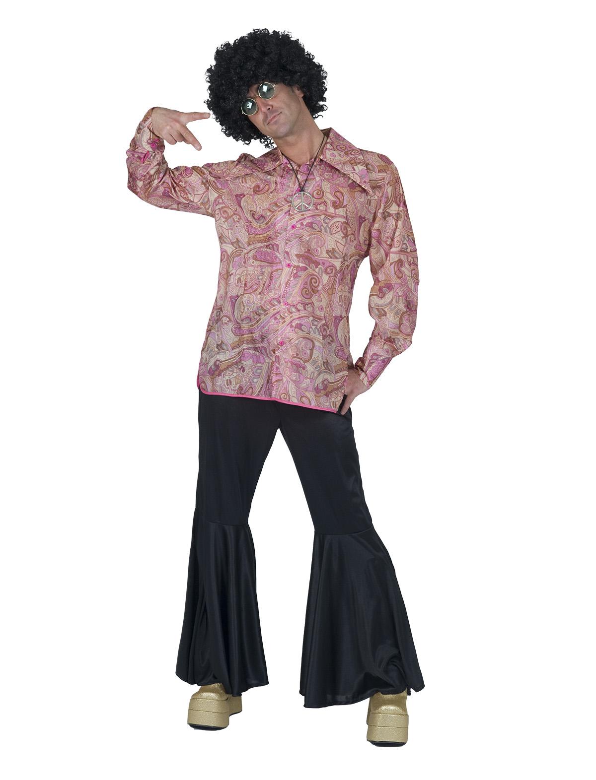 Hippie Hemd Don