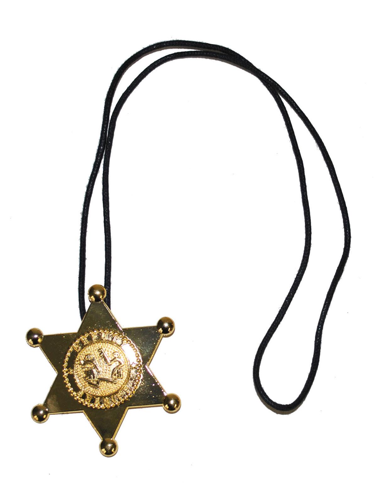 Kette Sheriffstern