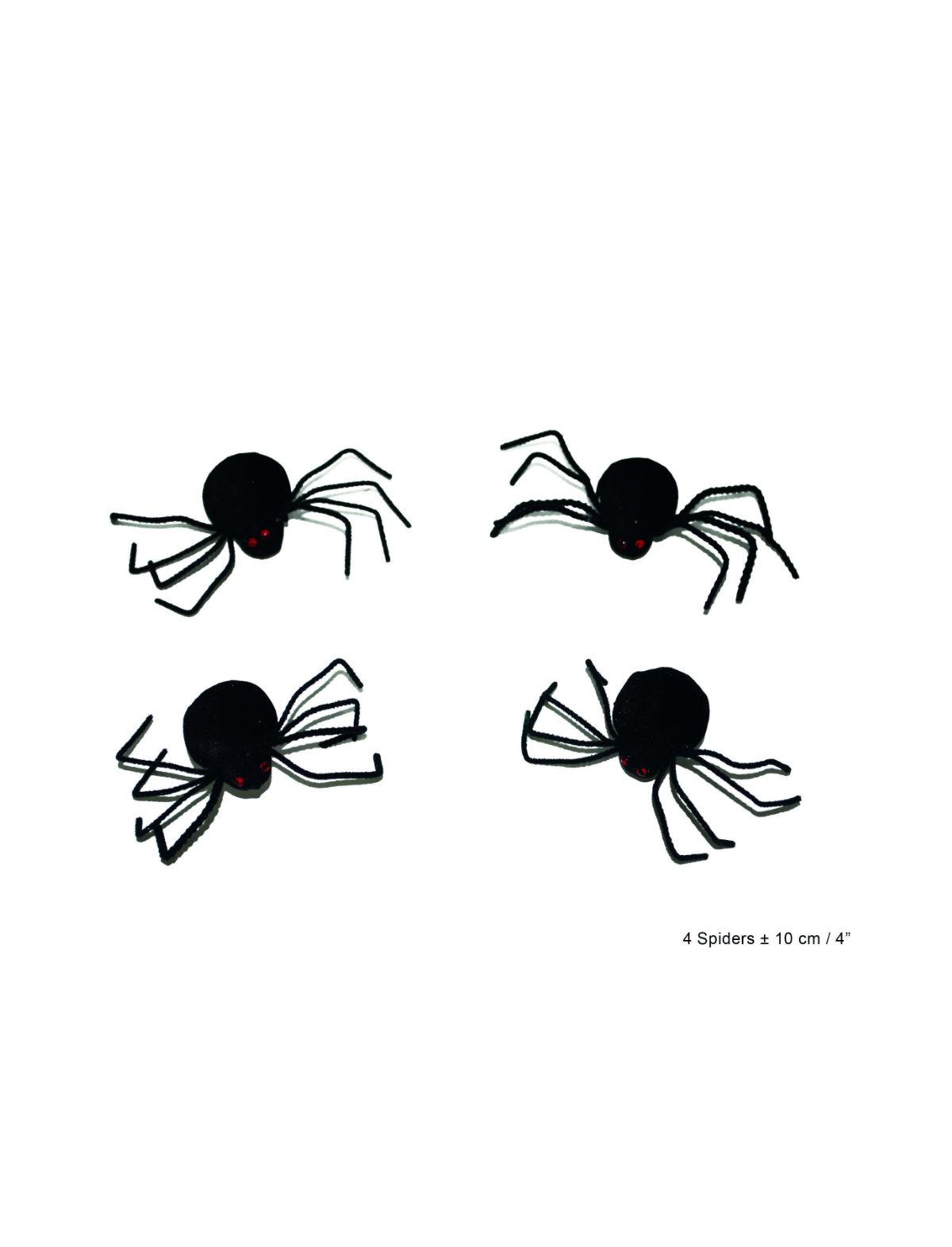 Spinnen 4er