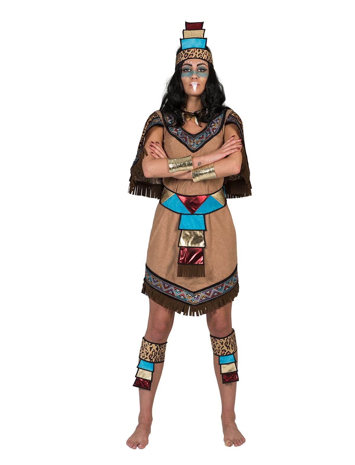 Azteke Dame Ichtaca
