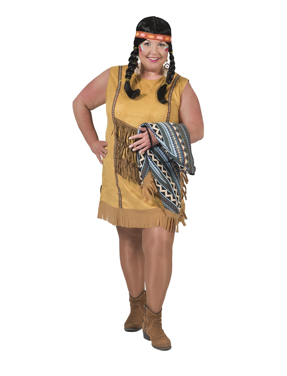 Indianerin Cheroka (Big Size)
