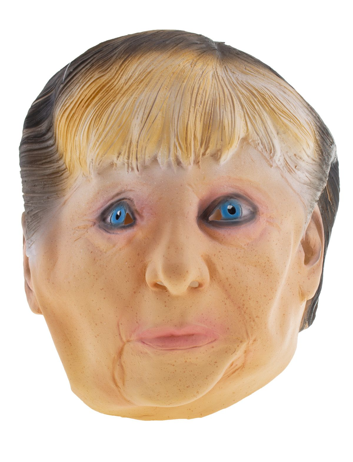 Maske Angela Merkel