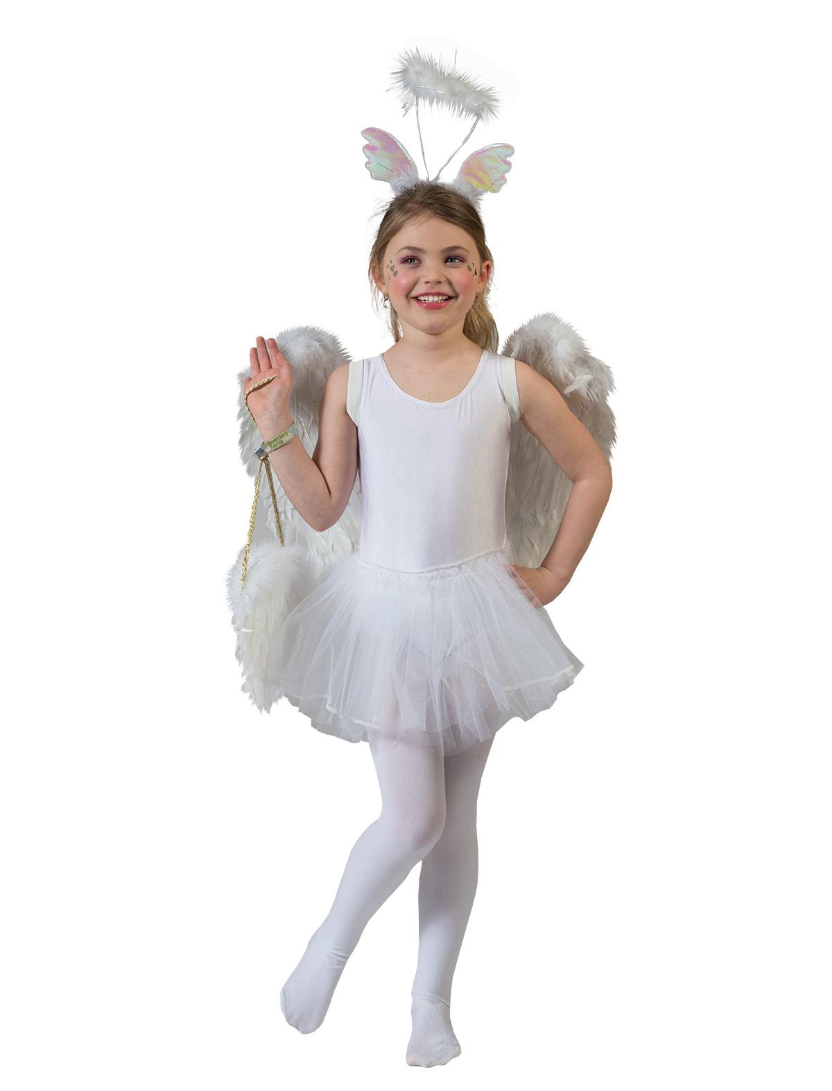 Ballerina Nastja Kind weiß