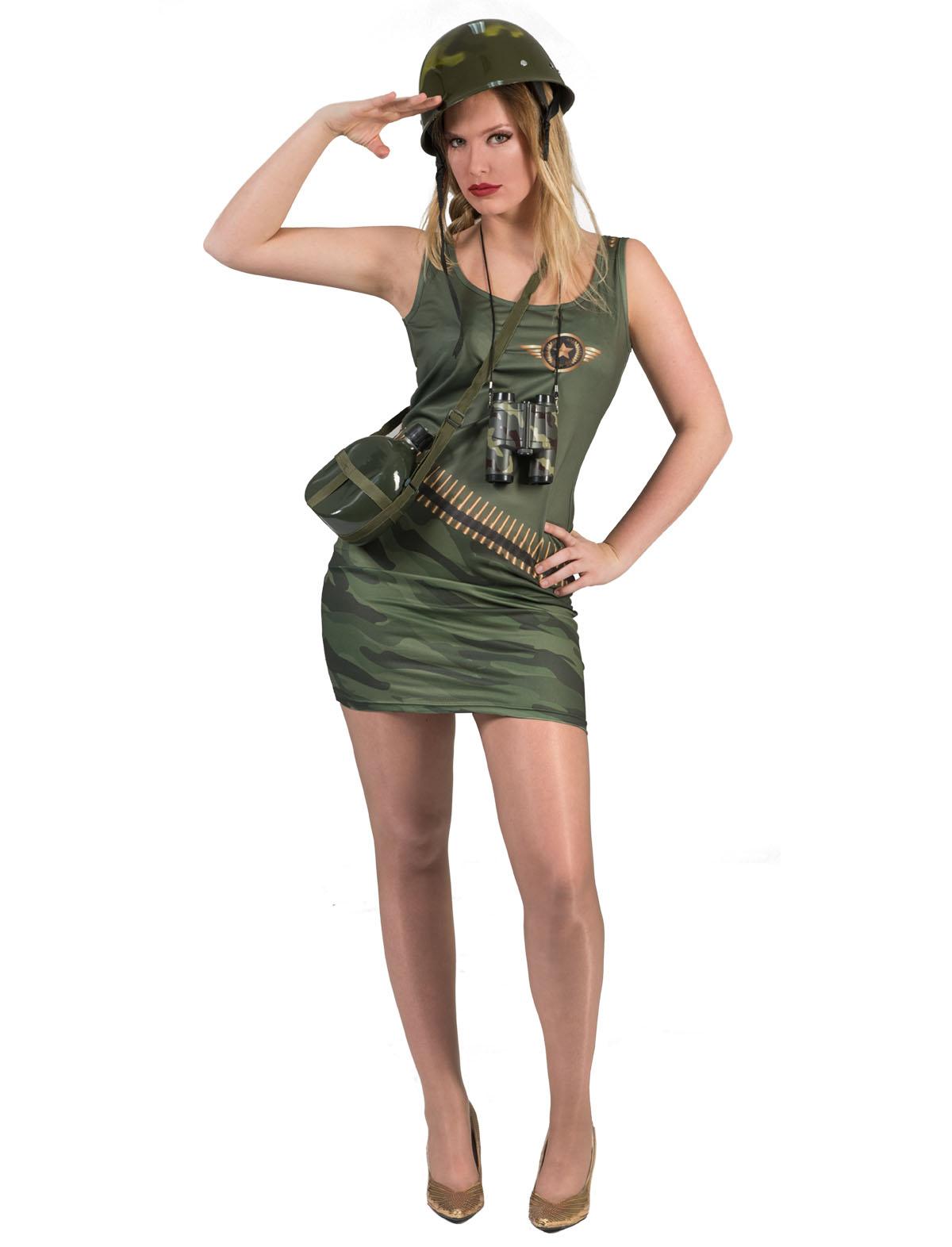 Kleid Army