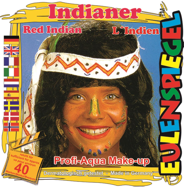 Motiv Set Indianer