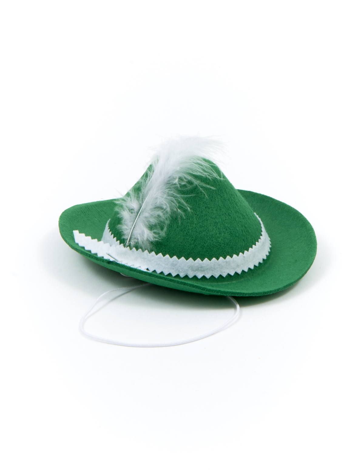 Mini Tirolerhut grün