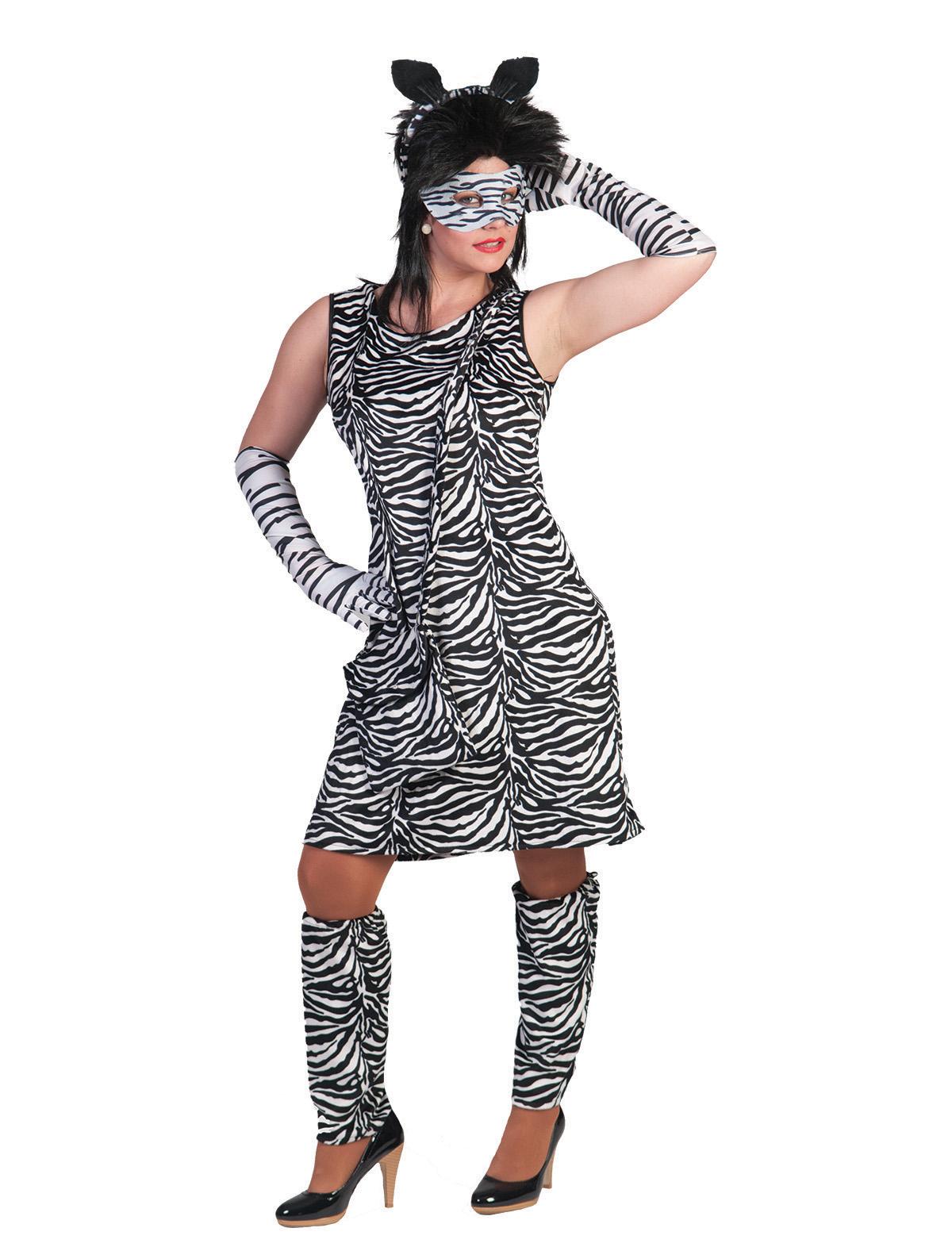 Kleid Zebra Zaara