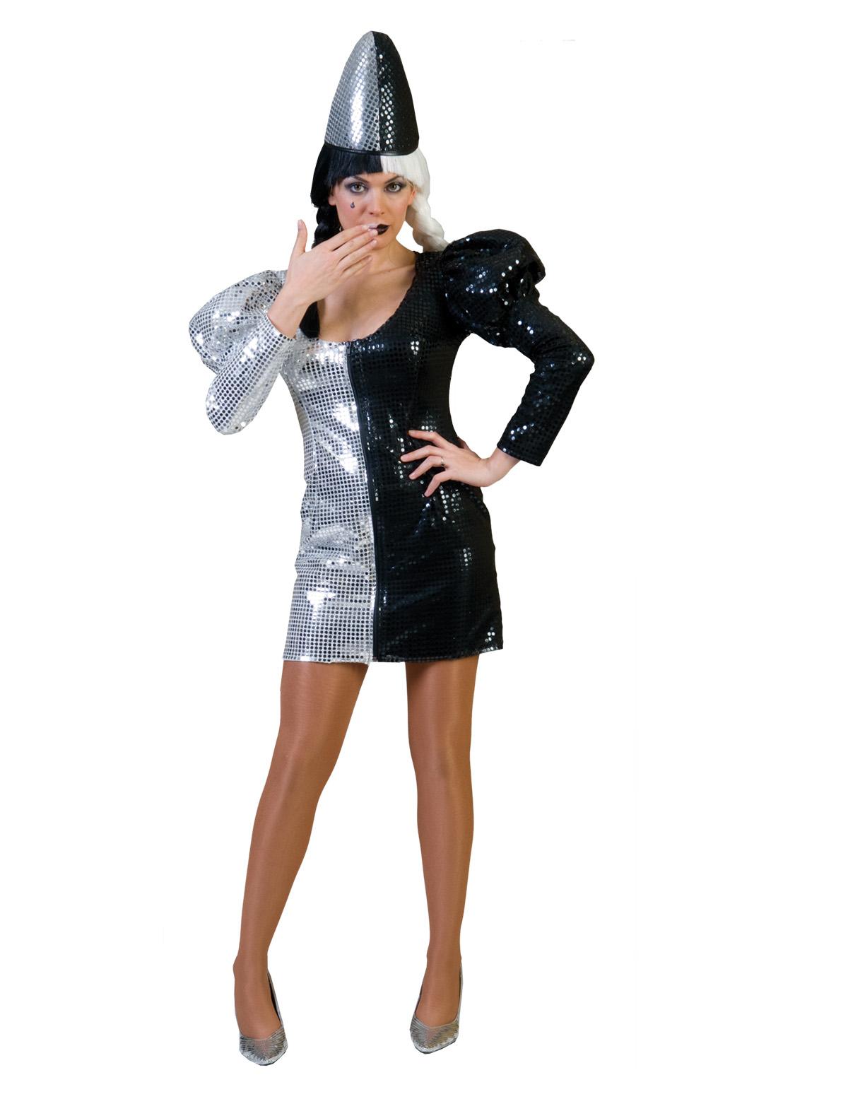 Kleid Domino