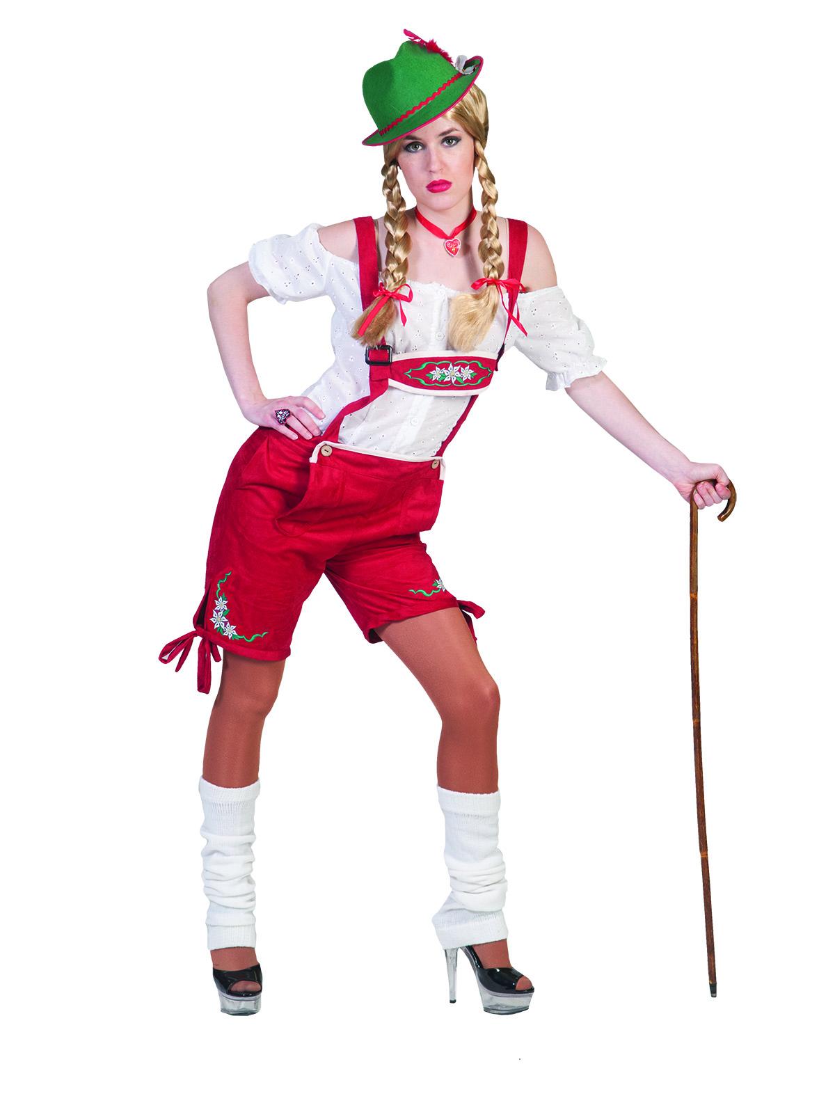 Bayernshort Sexy Franzi