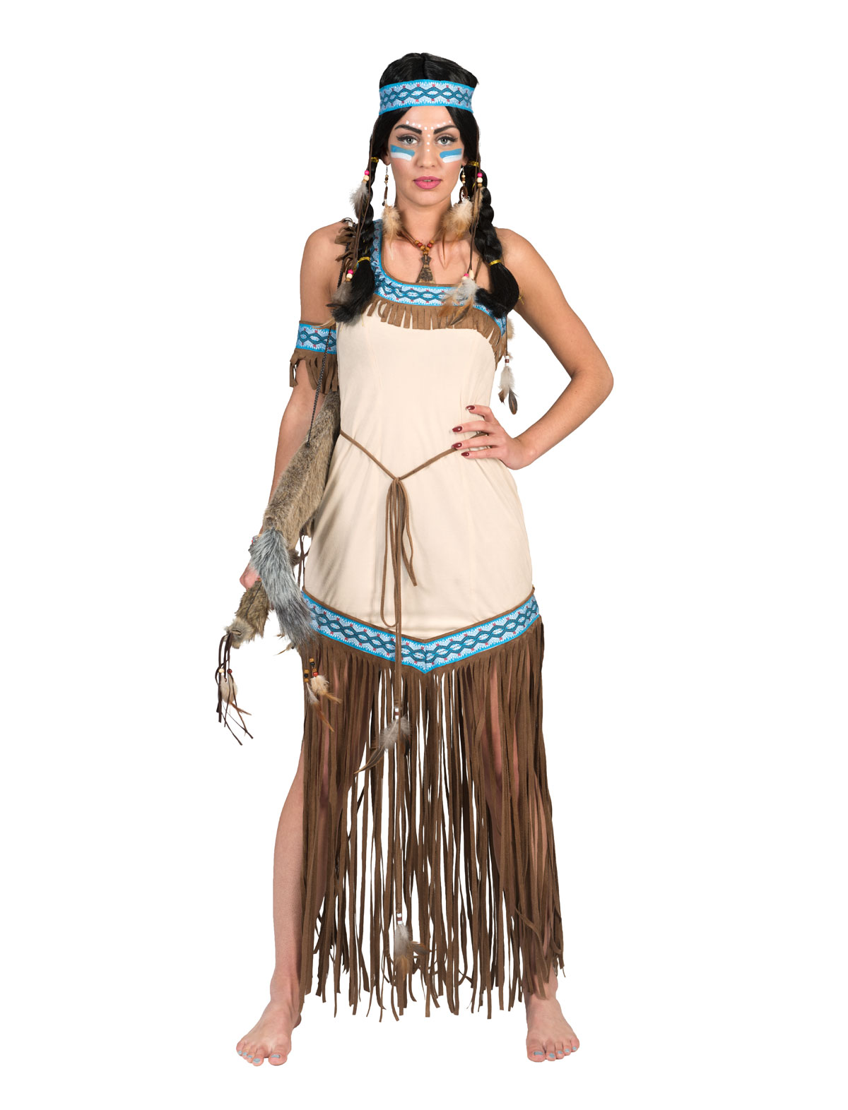 Indianerin Talulah