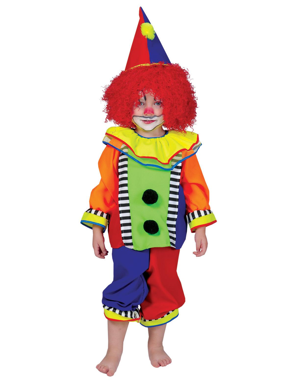 Clown Pierini Baby