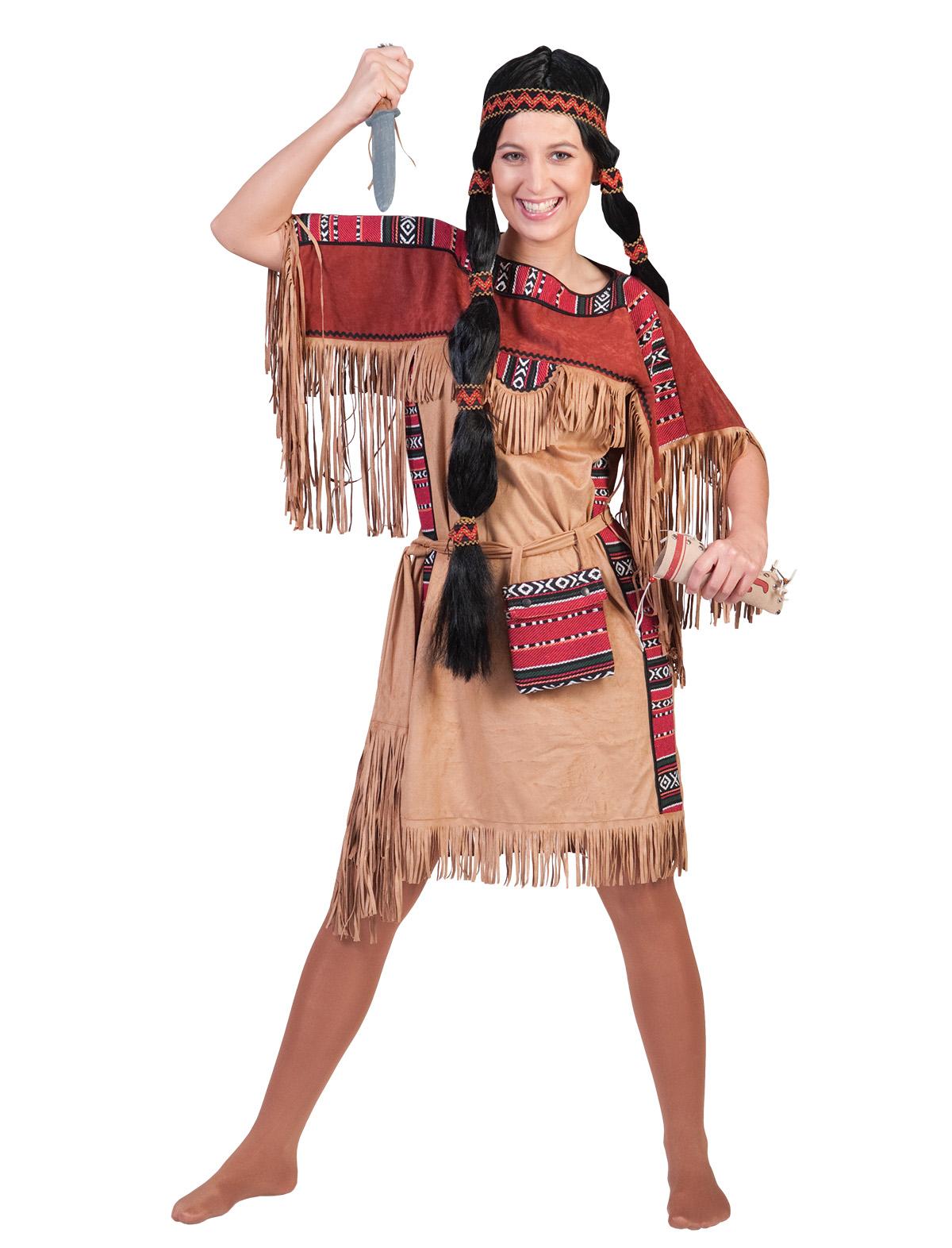 Indianerin Hontas