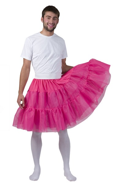 Petticoat Bella Herren pink