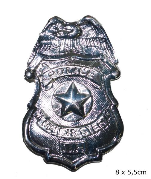 Abzeichen Police