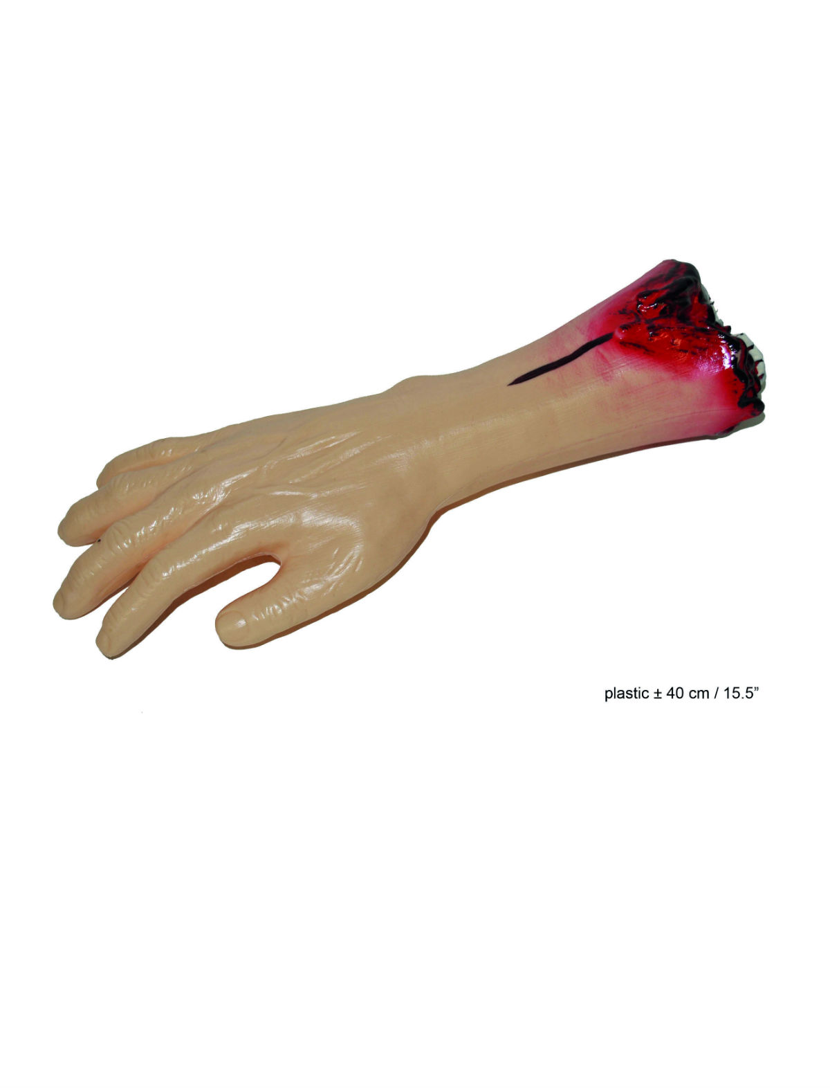 Blutender Arm