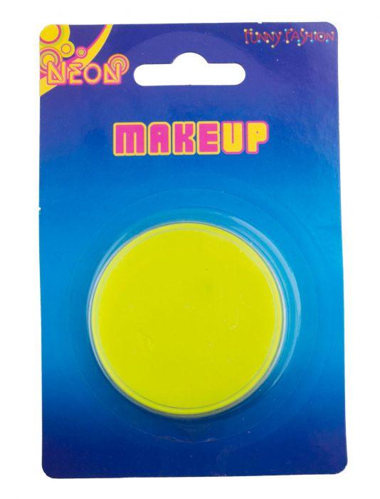 Make Up neon gelb