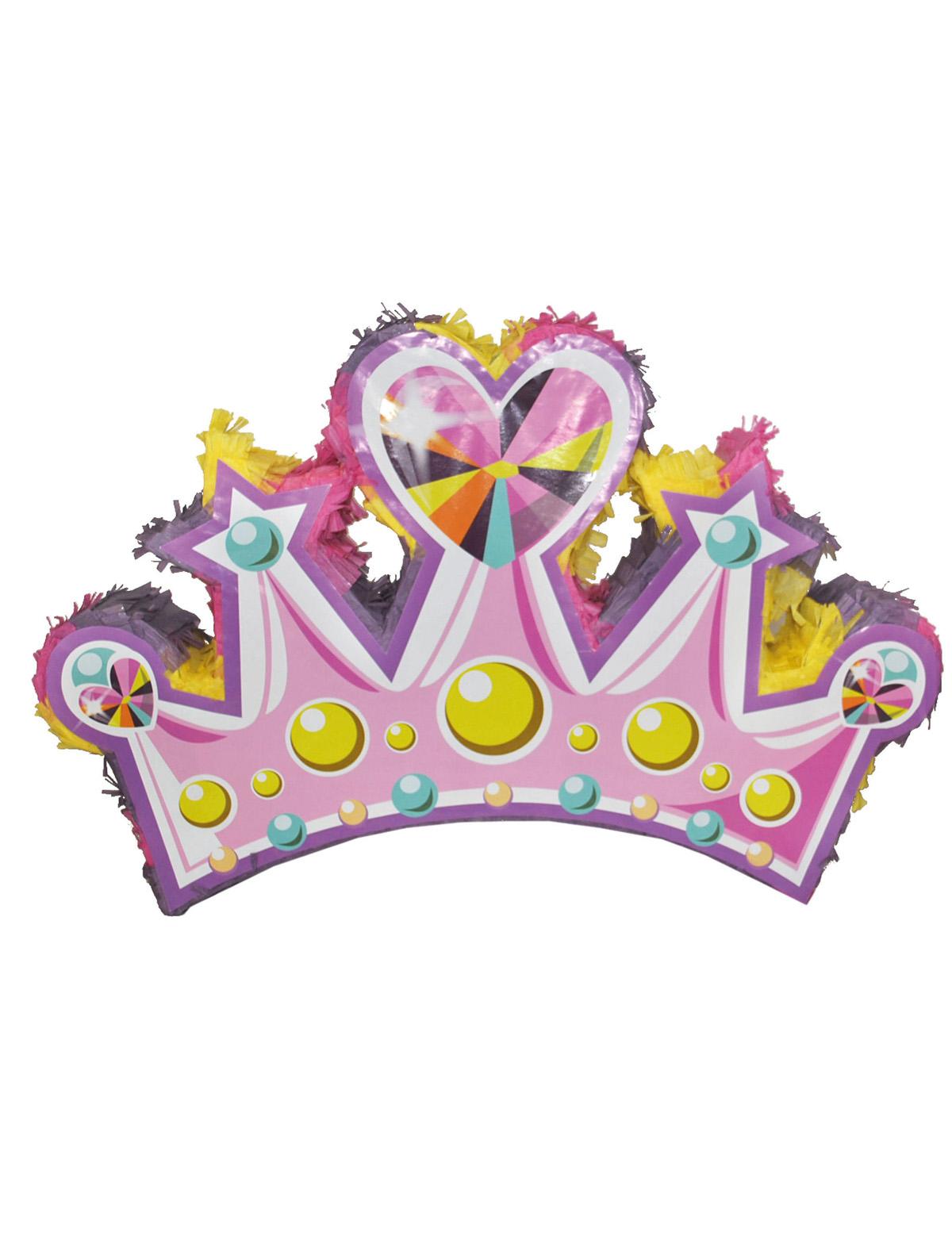 Pinata Krone Prinzessin