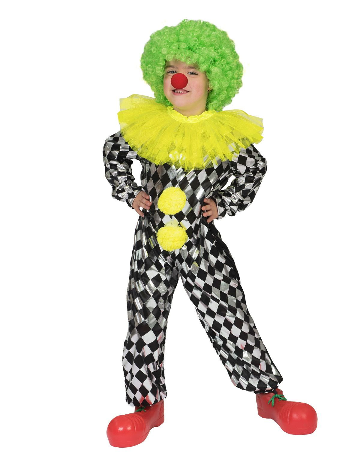 Clown Peppino Kind