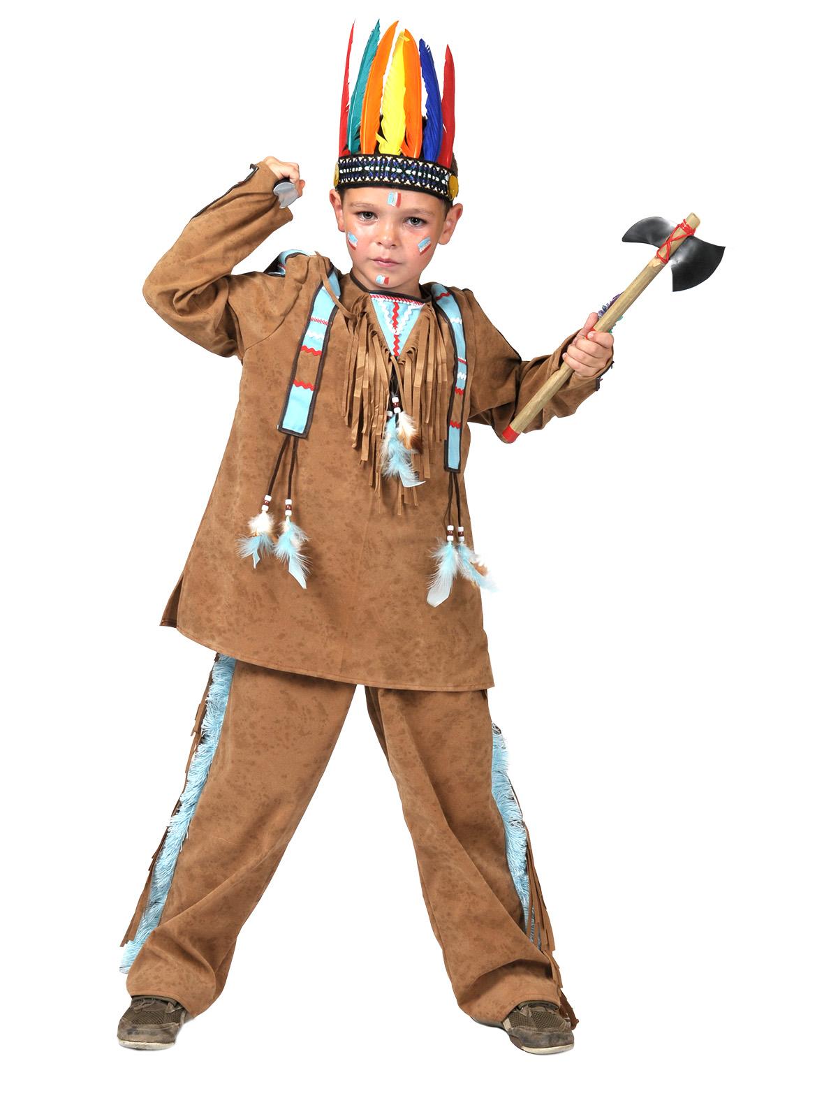 Indianer Anoki Kind