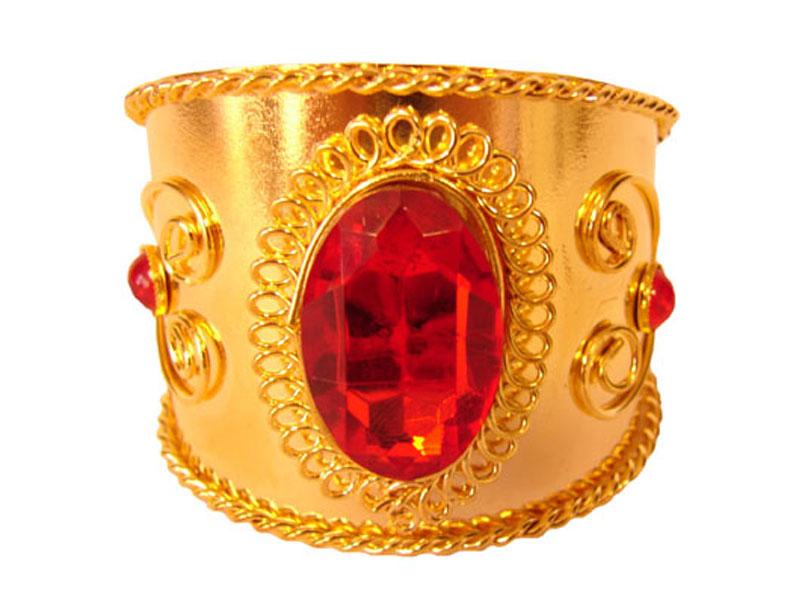 Armreif Red Diamant