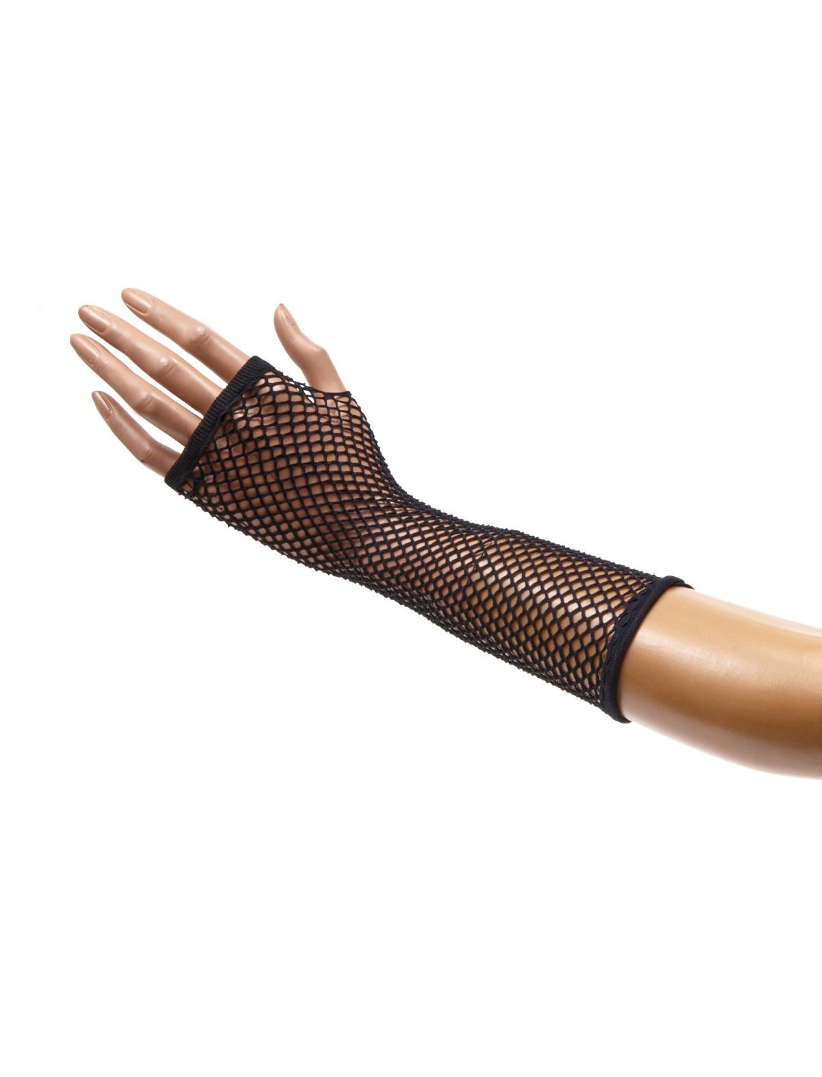 Netzhandschuhe Lisa schwarz