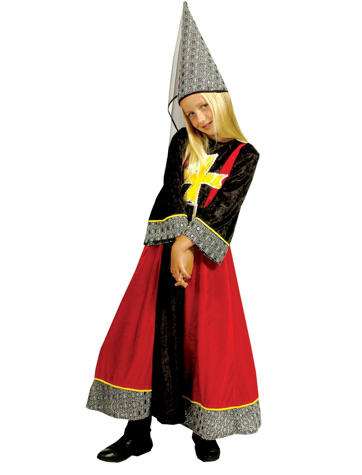 Burgfräulein Adelind Kind