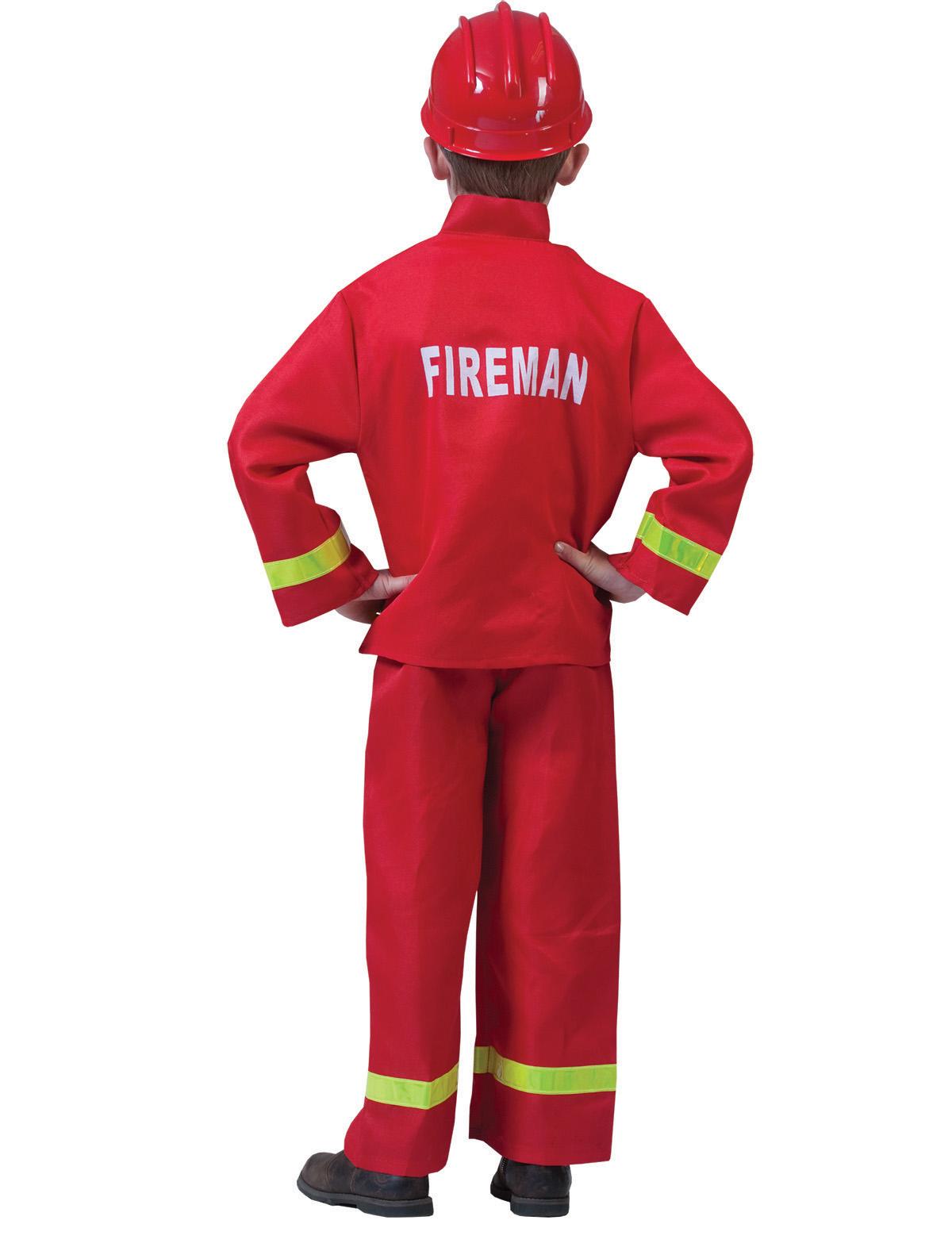 Feuerwehrmann Paul Kind