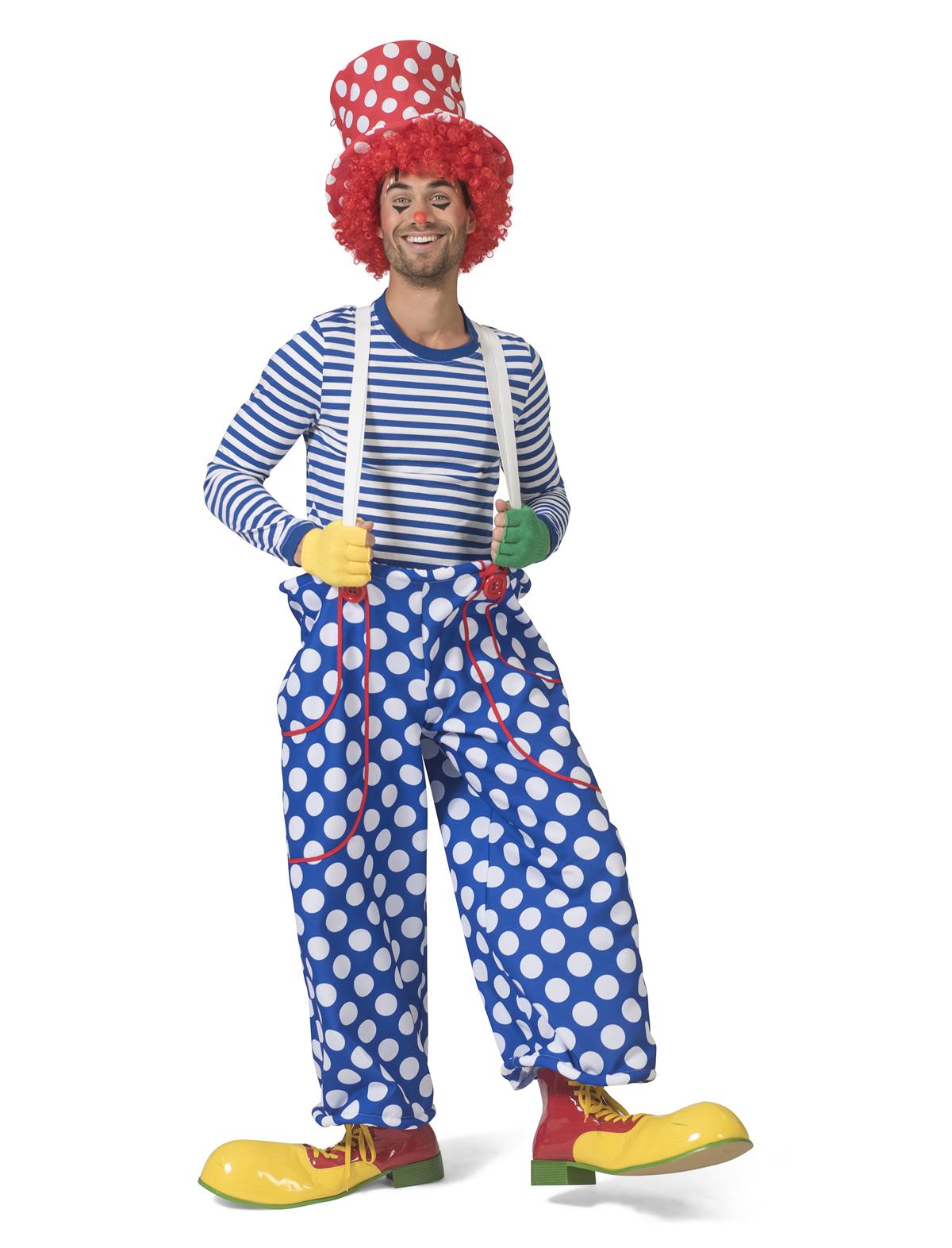 Clowns Hose Bassie