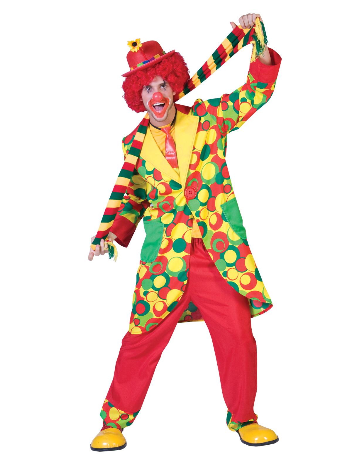 Clown Dusty