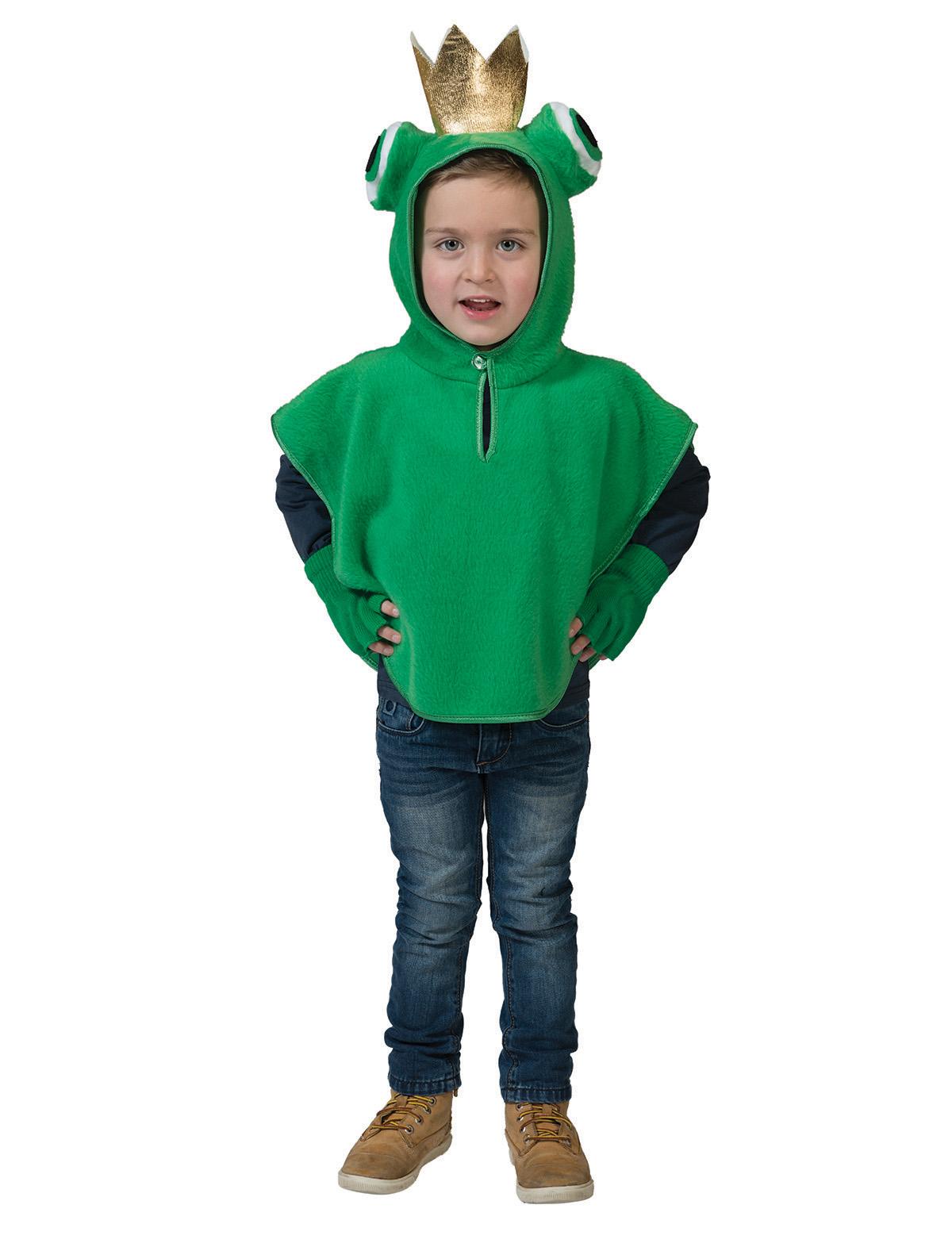 Baby Froschkönig Cape