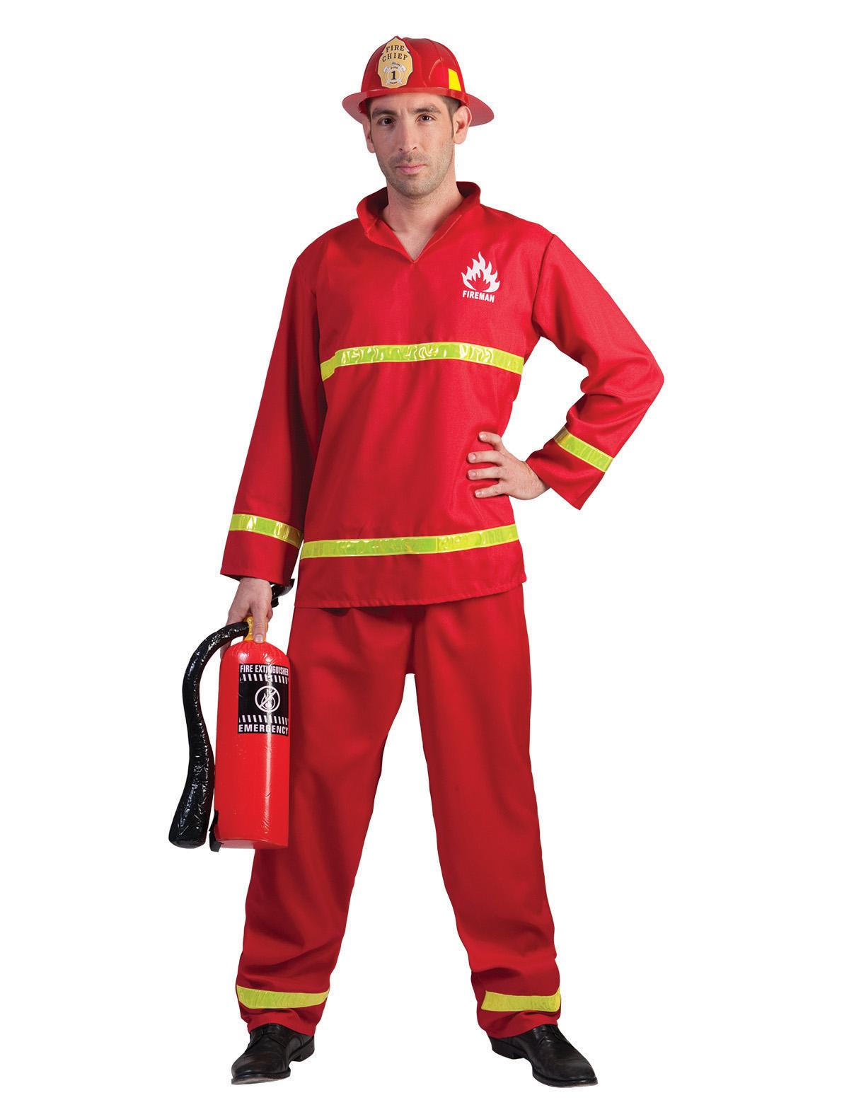 Feuerwehrmann Paul
