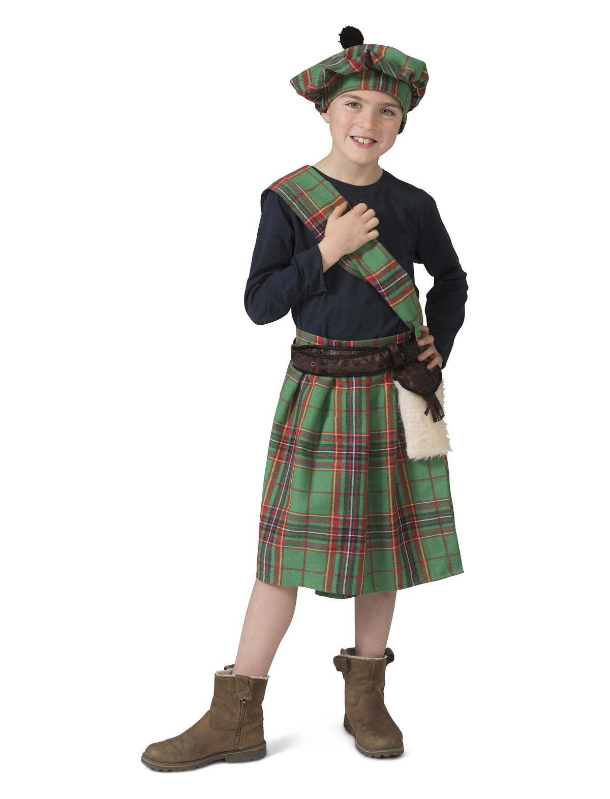 Schottenrock Little Ross Kind