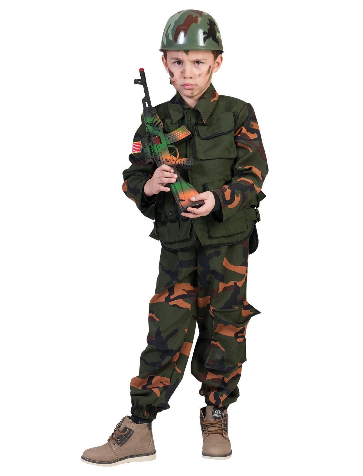 Soldat Björn Kind